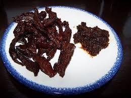 seche cuisine vientiana lao cuisine boeuf séché à la laotienne sine heng