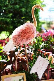 beth u0027s flamingo inspired baby shower palm beach lately