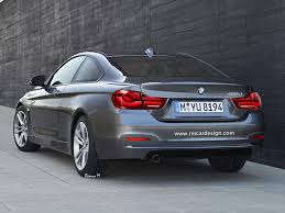 bmw 4 series coupe gets digital lci treatment