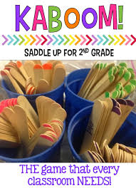 kaboom the game that every classroom needs saddle up for second