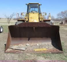 fiat allis fr20 wheel loader item an9931 sold april 24