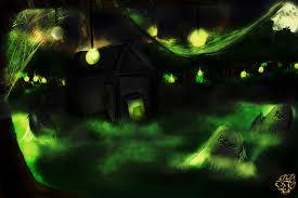 zombie halloween background zombie prom commercial background u2014 weasyl