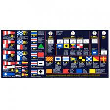 International Code Flags International Code Flag Sticker 2017 9 99 Whitworths Marine