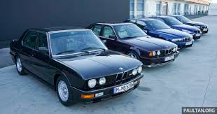 kereta bmw z4 gallery bmw m5 heritage through the years