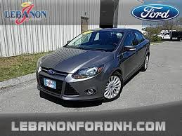 2012 ford focus oil light reset used 2012 ford focus for sale lebanon nh