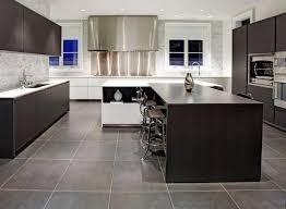 modern kitchen floors beautiful looking kitchen flooring ideas