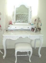 vanities shabby chic dressing table ebay shabby chic white