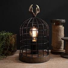 Edison Bulb Table Lamp Vintage Industrial Edison Bulb Uplight Kirklands