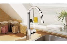grohe concetto kitchen faucet high low dornbracht vs grohe kitchen faucet remodelista concetto