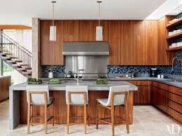 Wood Kitchen Ideas How To Create A Sleek Contemporary Kitchen Architectural Digest