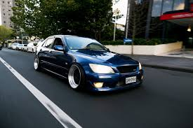 lexus altezza modified keep it stanced turbo altezza