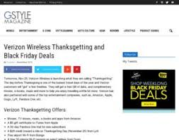 black friday deals verizon verizon wireless thanksgetting and black friday deals verizon