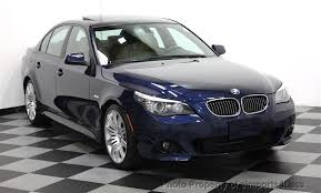 2010 bmw 550i 2010 used bmw 5 series 550i m sport navigation at eimports4less