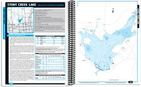 Shelby County Zip Code Map by Southeast Michigan Fishing Map Guide Sportsman U0027s Connection