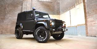 land rover defender 90 lifted rugged guide 4x4