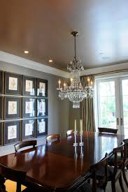 Dining Room Ceiling Luxurious Gold And Silver Painted Dining Room Ceiling
