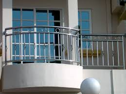 stainless steel glass door outdoor and patio sweet stainless steel balcony railing in front