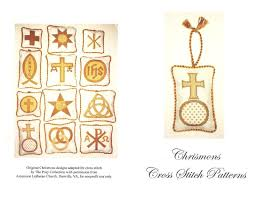 95 best chrismons images on crafts beaded