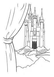 coloring pages castle