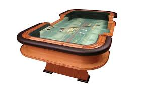 Crap Table For Sale Deluxe Craps Table Made In The Usa For Sale