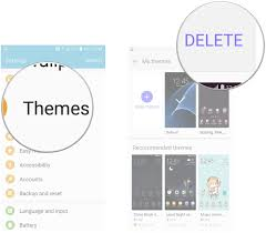 Rightcorner How To Manage Themes On The Samsung Galaxy S7 Android Central