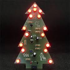 led christmas tree rapid led christmas tree project kit rapid online