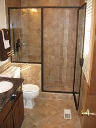 bathroom glass shower design ideas with small bathroom layout