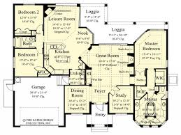 mediterranean homes plans modern mediterranean house plans sater design mediterranean house