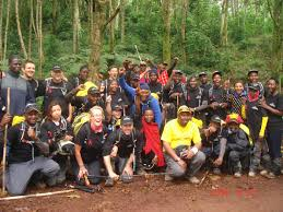Challenge Hiv Kilimanjaro Challenge Helps Fight Hiv Aids In Tanzania Africa
