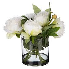 Vases With Fake Flowers Artificial Flowers U0026 Plants John Lewis