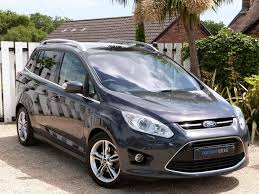 used midnight sky ford c max for sale dorset