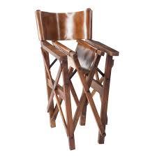 chaise r alisateur chaise de réalisateur pliable hoha univers assises et salle à manger