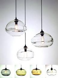 Large Glass Pendant Light Clear Glass Pendant Lights For Kitchen Island Canada Large Lamp