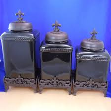 kitchen canisters black black kitchen canister dayri me