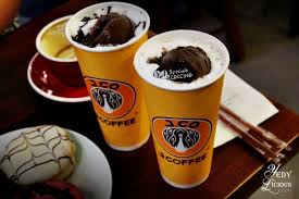 Coffe J Co j co donuts and coffee at sm east ortigas the new j co premium