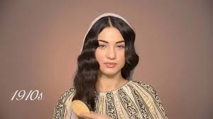 100 years hairstyle images 100 years of beauty romania youtube