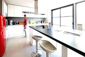ilot central dans cuisine table ilot cuisine wonderful cuisine avec ilot central table 0