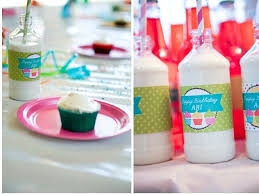 sweet cupcake birthday party ideas lovely pastel dessert tables