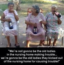 Funny Old Lady Memes - old people memes you know you re getting old when you can pinch an