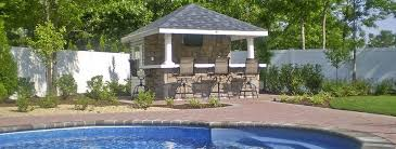 pool houses with bars pleasant run structures of nj sheds pool houses playsets more