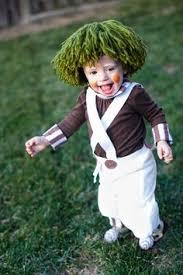 Oompa Loompa Halloween Costumes Coolest Homemade Oompa Loompa Halloween Costume Willy Wonka
