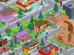 the simpsons tapped out ea