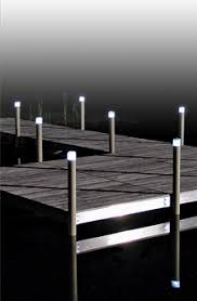 Solar Dock Lighting by Dh Dock Accessories At Ease Dock U0026 Lift
