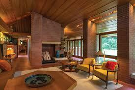 Frank Lloyd Wright Home Decor Interior Frank Lloyd Wright Interiors Wright Fallingwater
