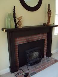 pictures of painted fireplace mantels home design ideas
