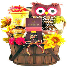 fall gift basket ideas fall gift basket what a hoot