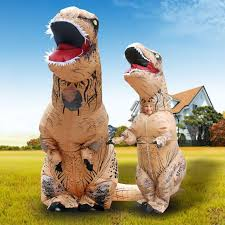 Rex Halloween Costumes 2016 Child Inflatable Rex Dinosaur Costume Free Dhl