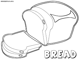Bread Coloring Pages Coloring Pages To Download And Print Bread Coloring Page