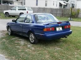 nissan sentra blue 2010 1992 blue nissan sentra se r ser b13 a c 166k p s cruise all