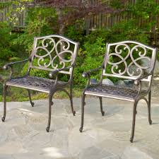Patio Table Ideas by How To Take Care Of Cast Aluminum Patio Furniture U2014 The Homy Design